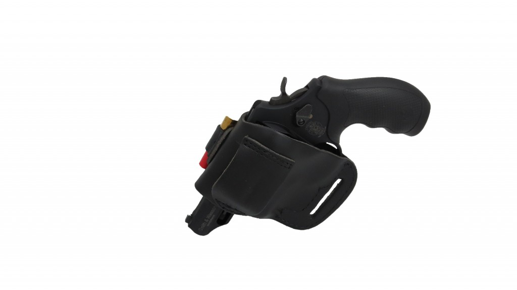 Pro Carry Ranch Series S&W Governor Holster - Back